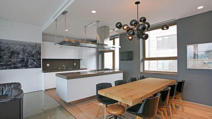 Greenwich Street Project, Apartment, Manhattan, New York