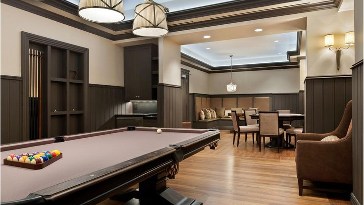 Billiards, 535 West End Avenue, Condo, Manhattan, NYC