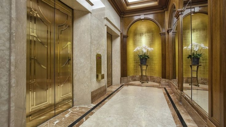 Lobby, 30 East 85th Street, Condo, Manhattan, NYC