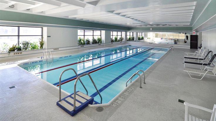 Pool, 3 Lincoln Center, Condo, Manhattan, NYC