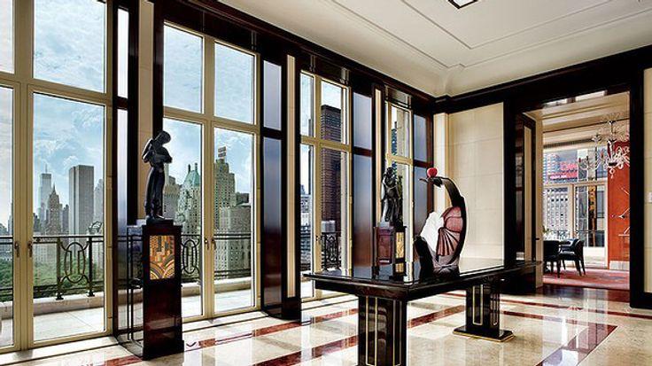 15 Central Park Foyer, Manhattan, Condo