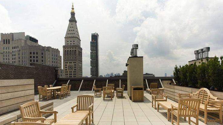 Terrace, 15 Madison Square North, Condo, Manhattan, NYC