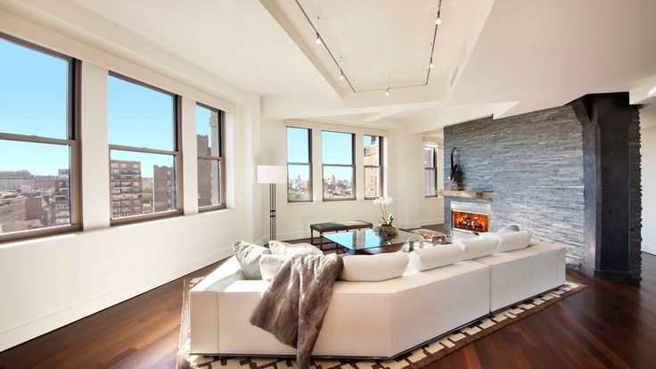 Living, 147 Waverly Place, Condo, Manhattan, NYC