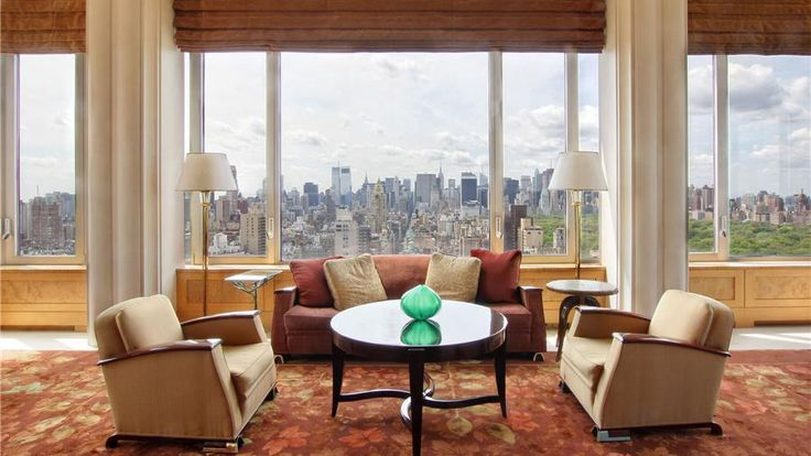 Living Room, 30 East 85th Street, Condo, Manhattan, NYC