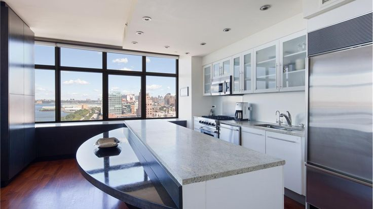 Kitchen, 1 Morton Square, Condo, Manhattan, Neighborhood