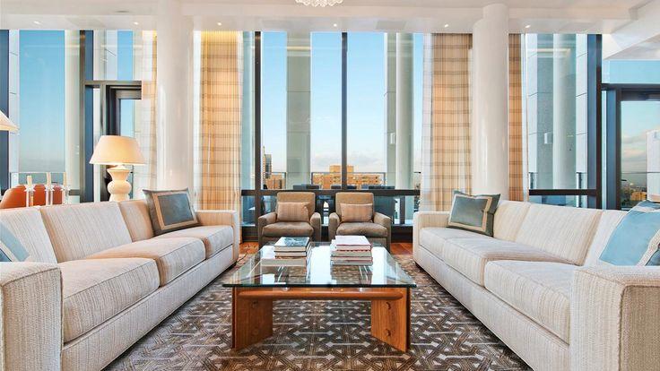 Livingroom, 101 Warren Street, Condo, Manhattan, NYC