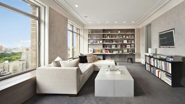 Living Room, 515 Park Avenue, Condo, Manhattan, NYC
