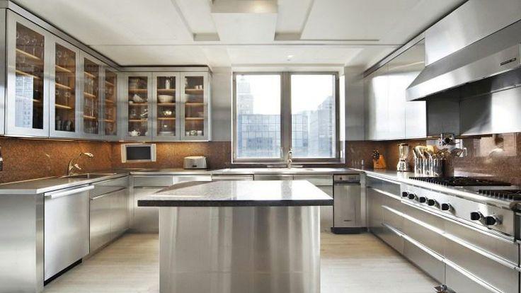 Kitchen, 515 Park Avenue, Condo, Manhattan, NYC