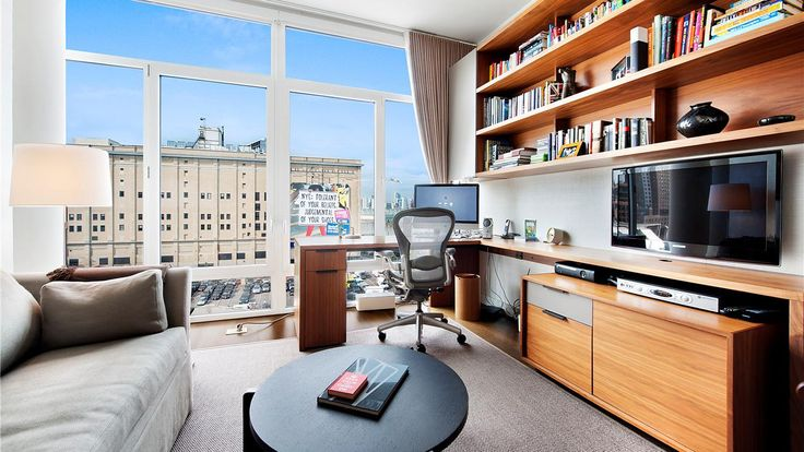 Study, Office, 520 West 19th Street, Condo, Manhattan, NYC
