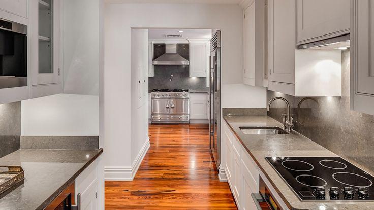Kitchen, 535 West End Avenue, Condo, Manhattan, NYC
