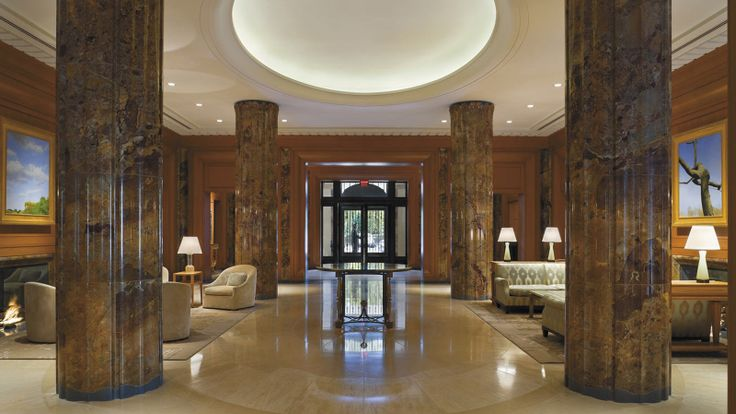 15 Central Park West Lobby