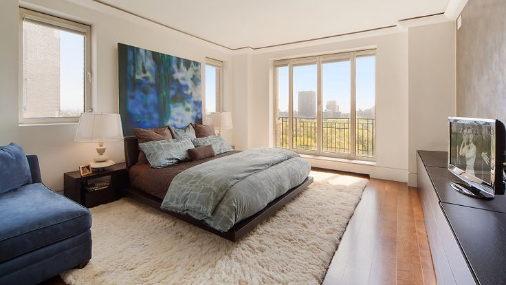 Bedroom, 353 Central Park West, Condo, Manhattan, NYC