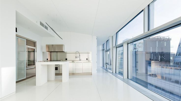 Kitchen, 100 Eleventh Avenue, Condo, Manhattan, NYC