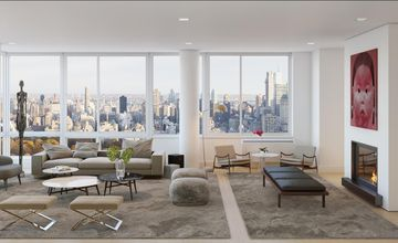 Millennium Tower 101 West 67th Street Nyc Condo Apartments