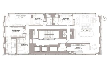 Baccarat Hotel Residences 20 West 53rd Street Nyc Condo Apartments Cityrealty