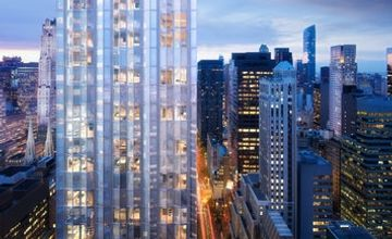 One Hundred East Fifty Third Street 100 East 53rd Street Nyc Condo Apartments Cityrealty