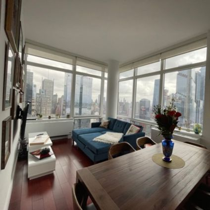 Silver Towers, 600 West 42nd Street