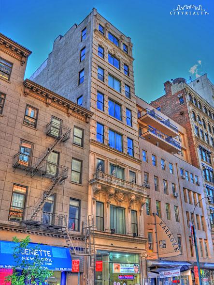 Union Square Flats, 56 East 13th Street