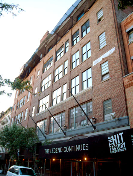 The Hit Factory, 421 West 54th Street
