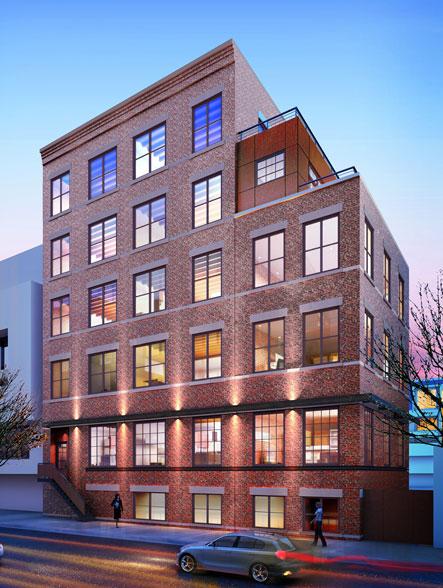 Printhouse Lofts, 139 North 10th Street