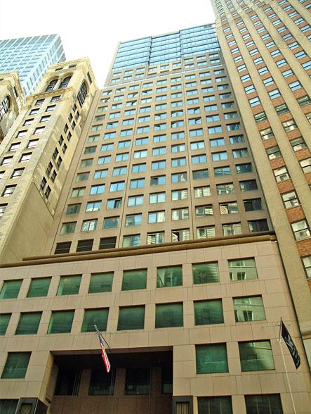 The Setai Wall Street, 40 Broad Street