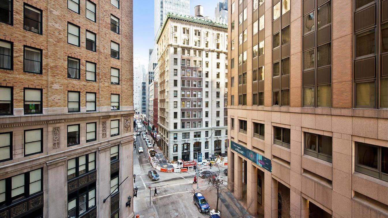 Cocoa Exchange, 1 Wall Street Court