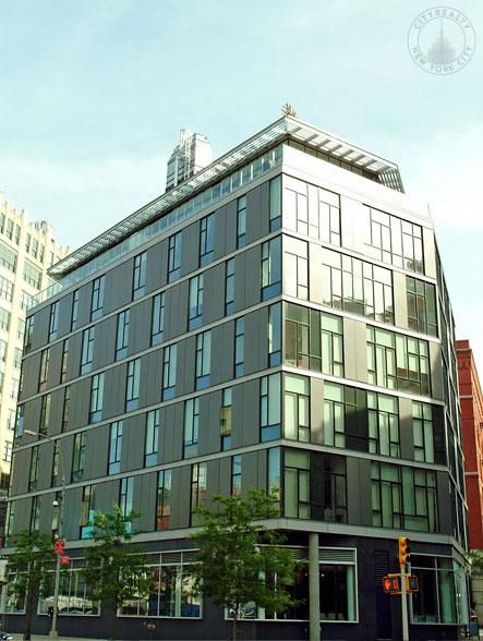 The Zinc Building, 475 Greenwich Street