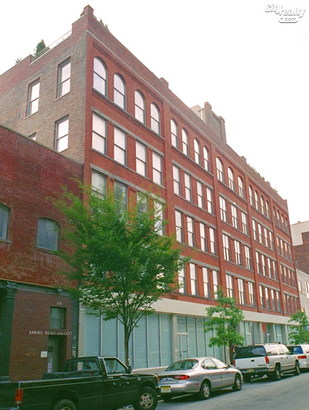 The Eagle Warehouse, 532 West 22nd Street