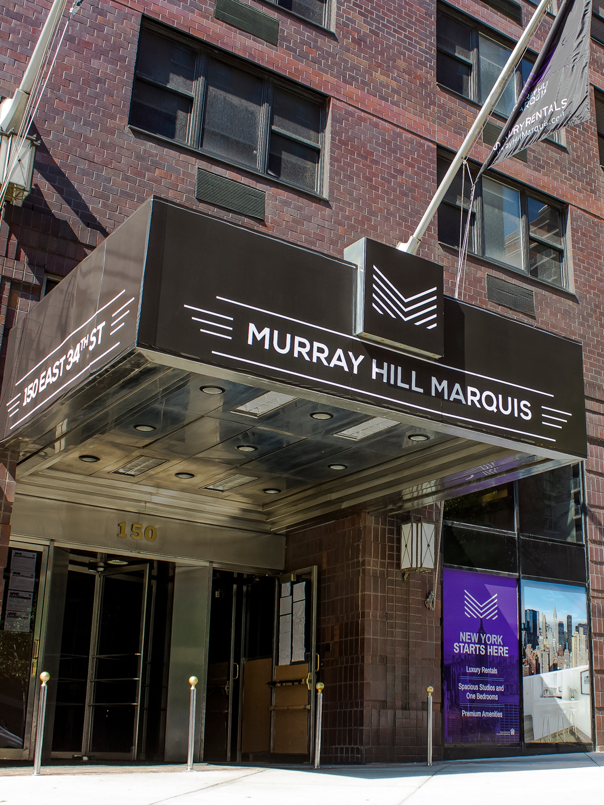 Murray Hill Marquis, 150 East 34th Street
