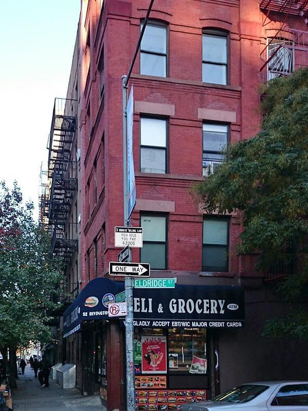 193 Eldridge Street