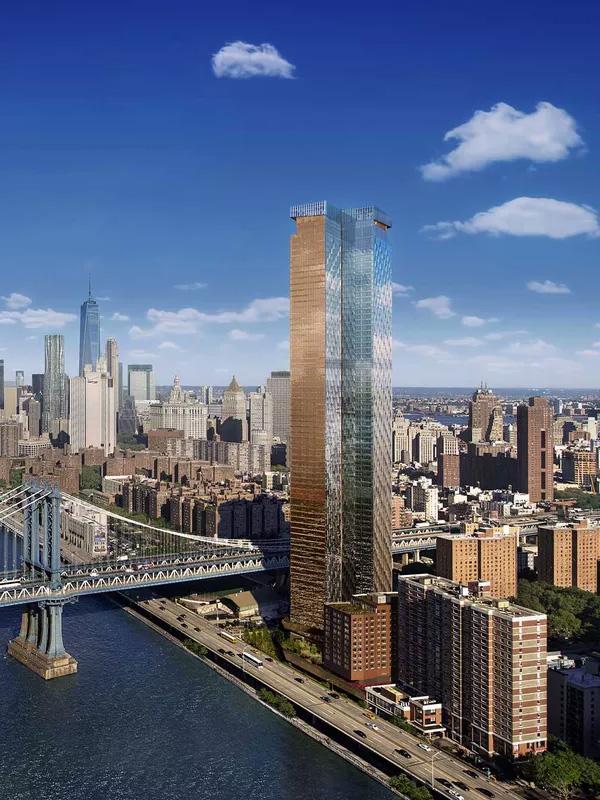 One Manhattan Square, 252 South Street
