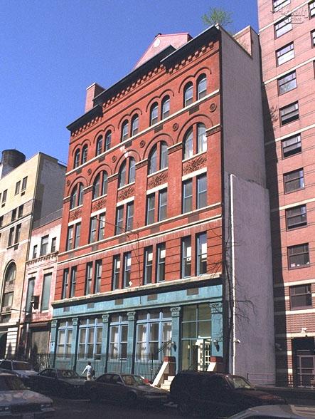 The Zachary, 125 East 12th Street