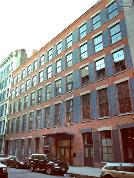 The Loft, 30 Crosby Street