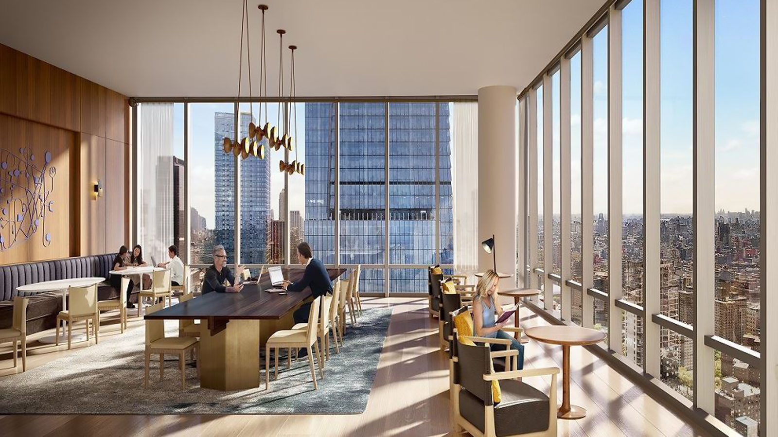 Image result for Choose Luxury Apartments in Hudson yards