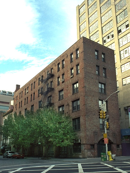 135 Hudson Street