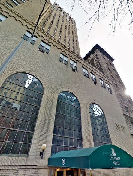 St. George Tower - 111 Hicks Street