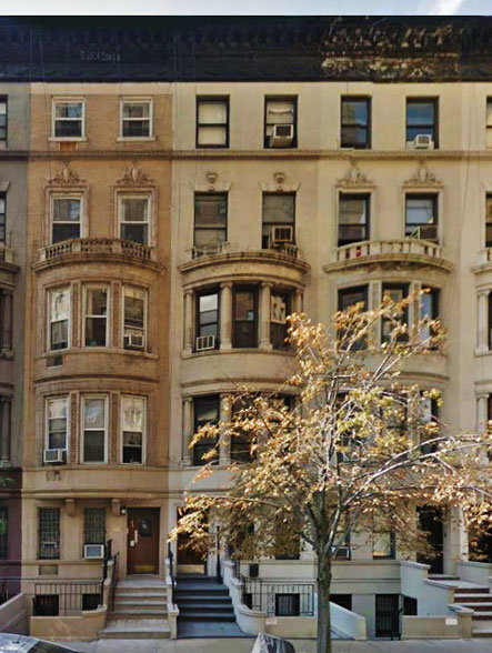36 West 96th Street