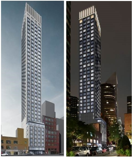 West 54th Apartments: 232 East 54th Street, NYC - Rental Apartments