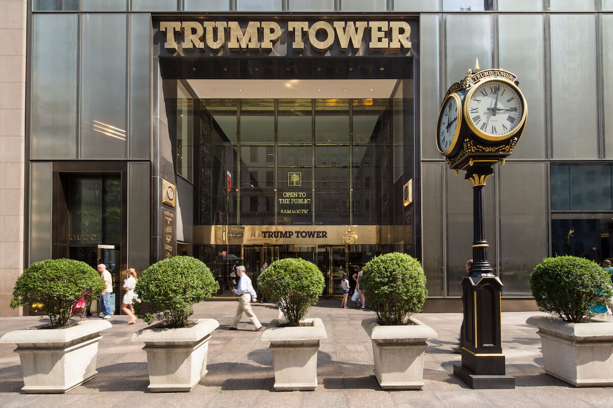 Trump Tower, 721 Fifth Avenue