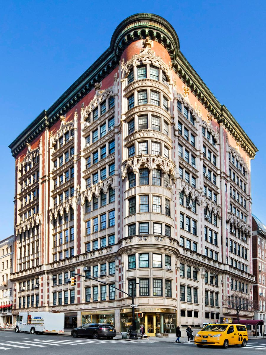 Fred Leighton Building, 45 East 66th Street