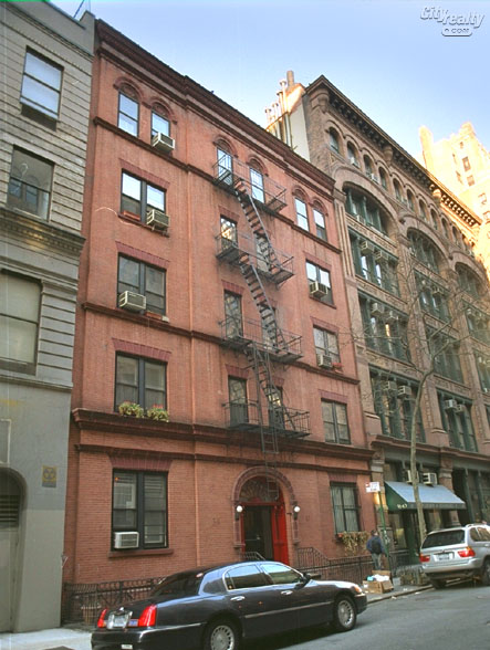 The Lancaster, 39 East 10th Street