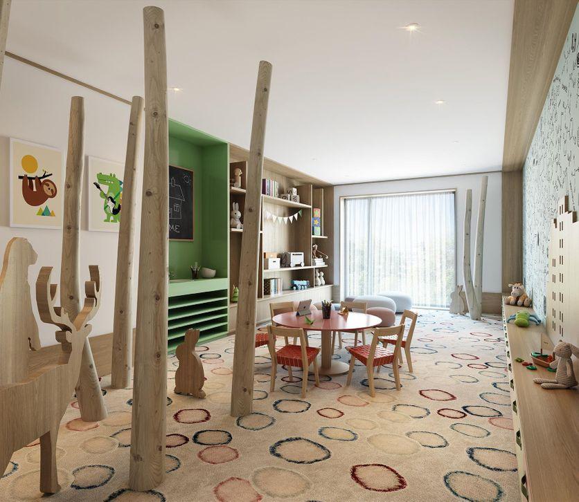 H Street Apartments: The Neighborly, 37-14 34th Street, NYC