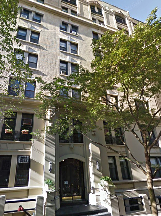 The Chateaux, 314 West 100th Street