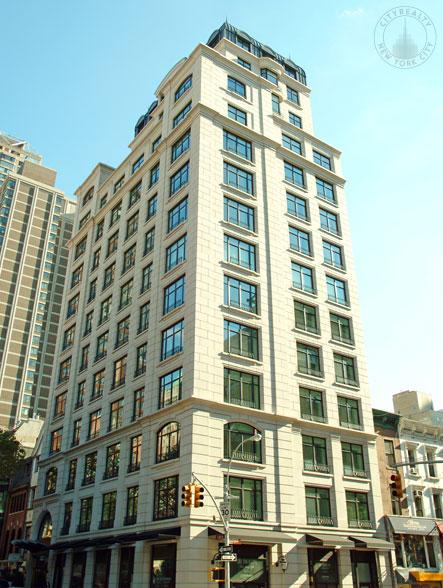 The Touraine, 132 East 65th Street