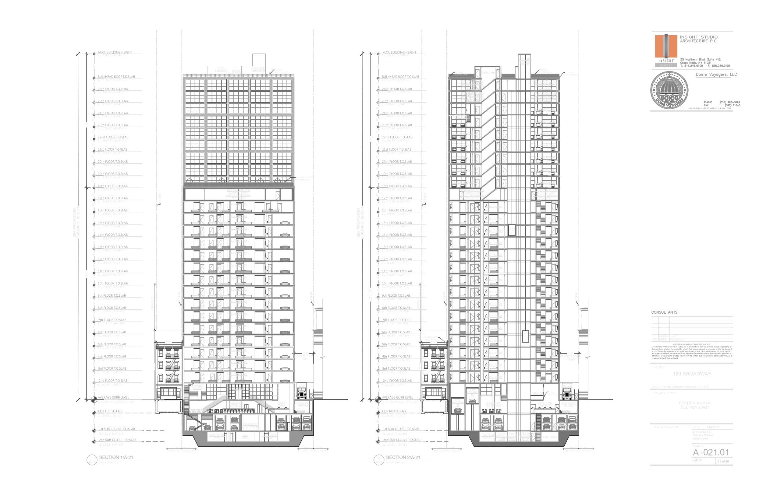 159 Broadway Hotel & Residences, 159 Broadway