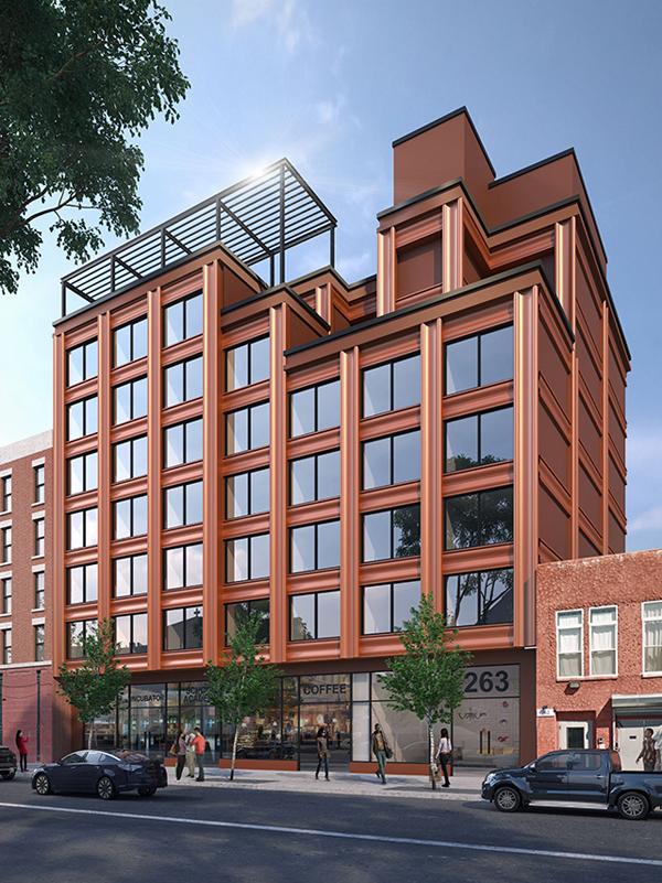 Balton Commons, 265 West 126th Street