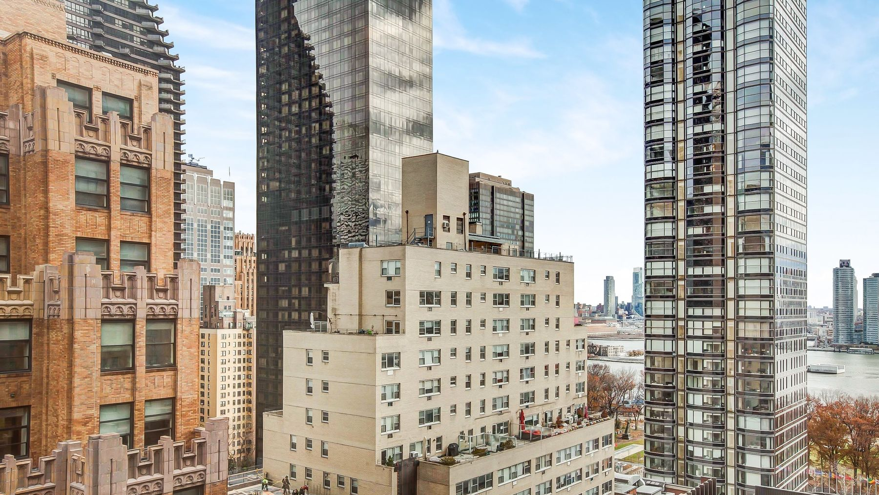 Turtle Bay Towers, 310 East 46th Street