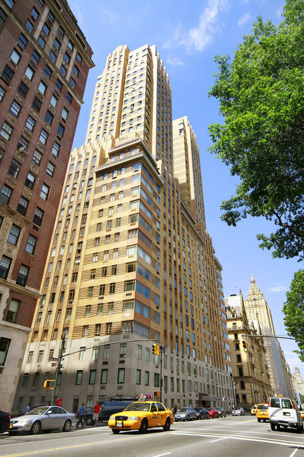 The Majestic, 115 Central Park West