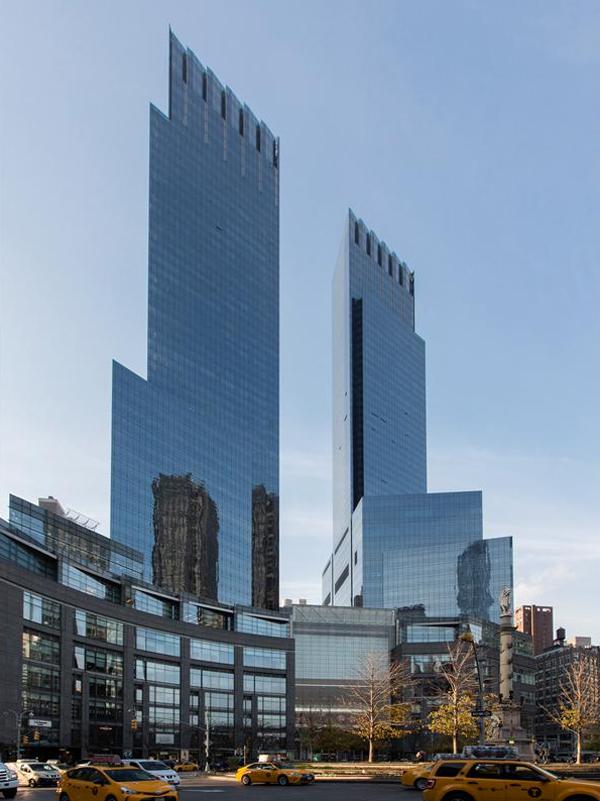 Deutsche Bank Center, 25 Columbus Circle