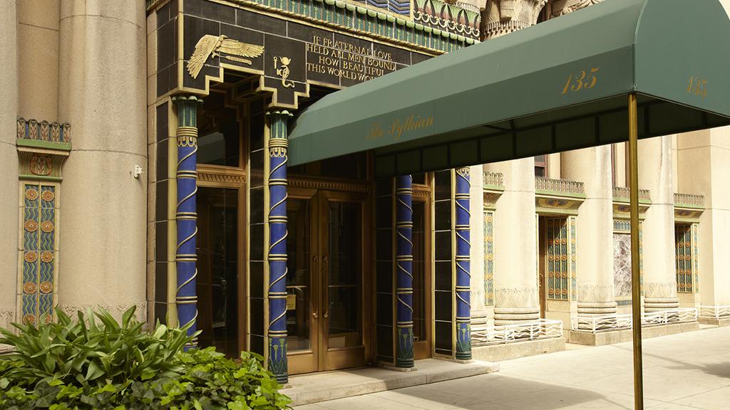 The Pythian, 135 West 70th Street